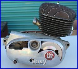 Vintage Montesa Motocross MX Motorcycle Cutaway Engine Store Display Dirt Bike