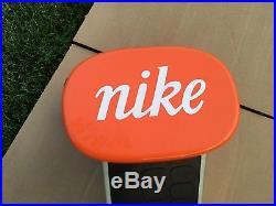 Vintage Nike Dealer Store Advertising Shoe Fitting Stool, VERY RARE