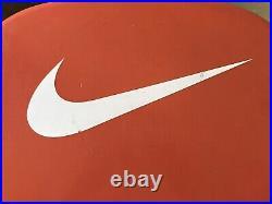 Vintage Nike store display, Nike Bench