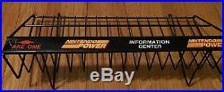 Vintage Nintendo Power Magazine Store Display Rack Sign M25C M Series NES SNES