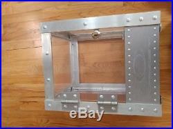 Vintage Oakley X-Metal Display Case with Key