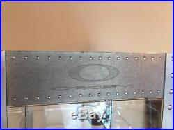 Vintage Oakley countertop display case