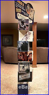 Vintage One-of-a-Kind Empire Strikes Back Puffs Store Display