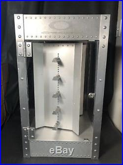 Vintage Rare Oakley countertop Aluminum display case