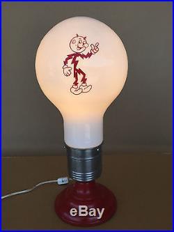 Vintage Reddy Kilowatt Electric advertisement store display collectors! Lee