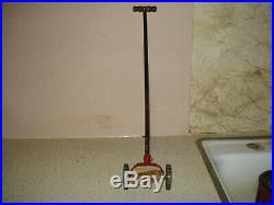 Vintage Reel Mower Salesman Sample