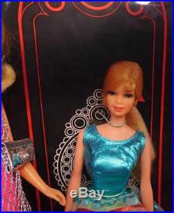 Vintage World of Barbie EUROPEAN STORE DISPLAY Rosebud Ltd. Mattel