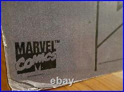 Vtg 1990s Marvel Comics HUGE! Life Size Store Display, WOLVERINE Advertisement
