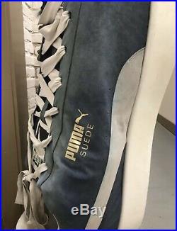 Vtg Huge PUMA Suede Tennis Shoe RARE Advertising Nike Sports Store Display