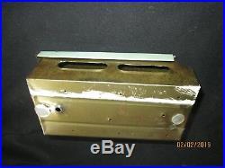 Zig Zag Rare Antique Vintage Advertising Sign Dispenser Unit Cigarette Papers
